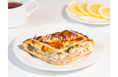 Пирог с индейкой