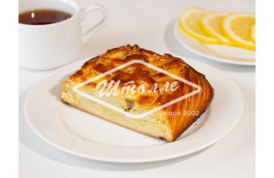Пирог с картофелем и дор-блю